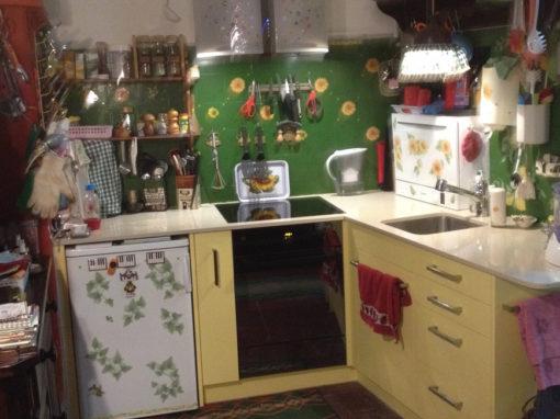 Küche tessin